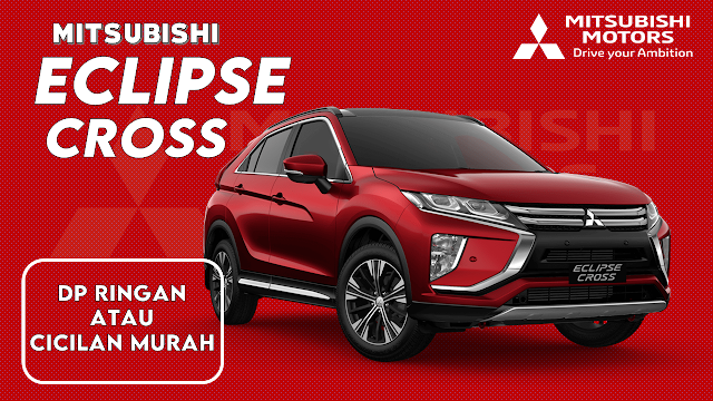 eclipse cross medan