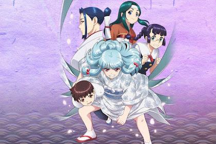 Anime Tsugumomo akan mendapatkan musim kedua tahun 2020