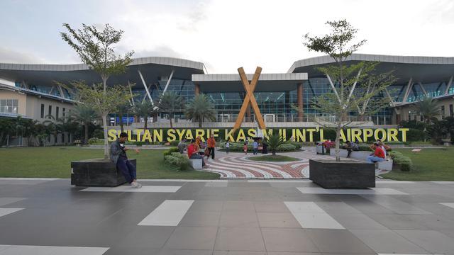 Pintu Masuk Kabupaten Indragiri Hulu