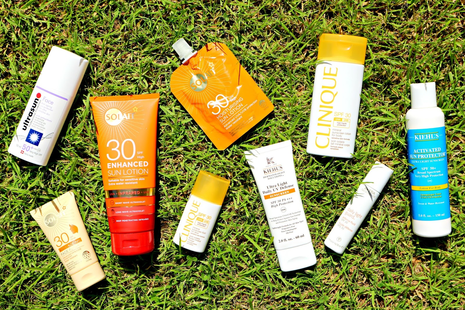 Best Sun Tan Lotions and Facial SPFs