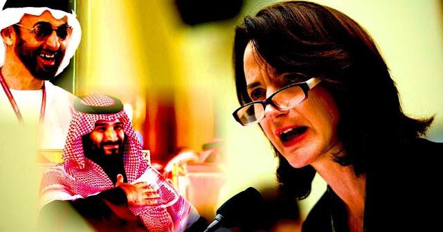 السعودية، آل سعود،  أفريل هاينز،  جون بايدن،  محمد بن سلمان،  حربوشة نيوز