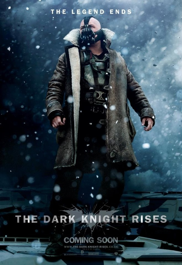 Film Review – The Dark Knight Rises