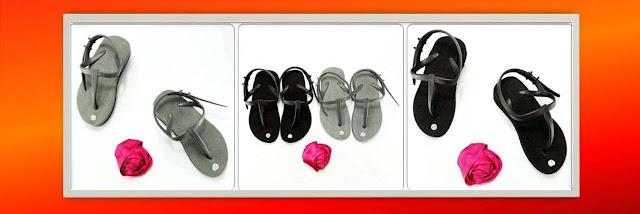 jual sandal talincang spon wanita