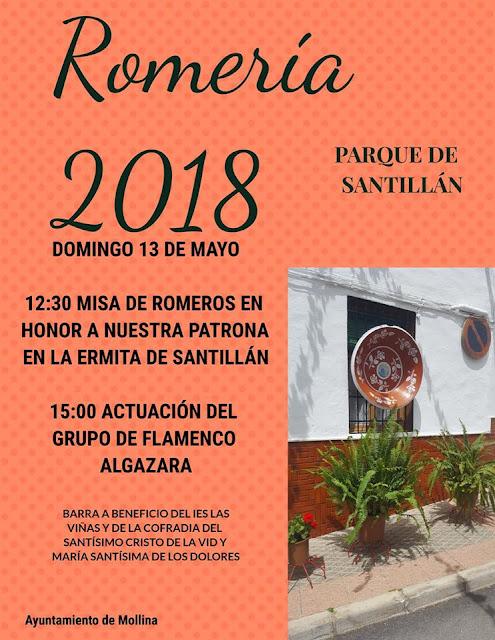 Romería de Mollina 2018