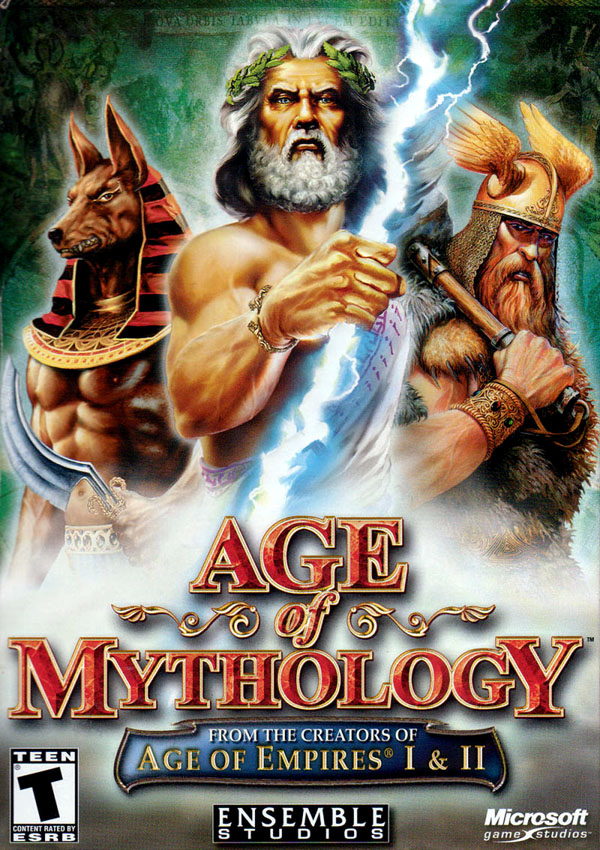 Age of Mythology Download Cover Free Game