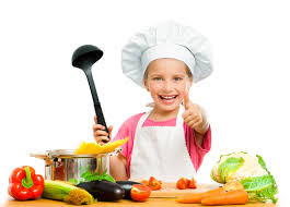 Teaching Cooking Skills to children