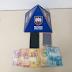 PM apreende moeda falsa e detém três suspeitos em São Gabriel da Palha