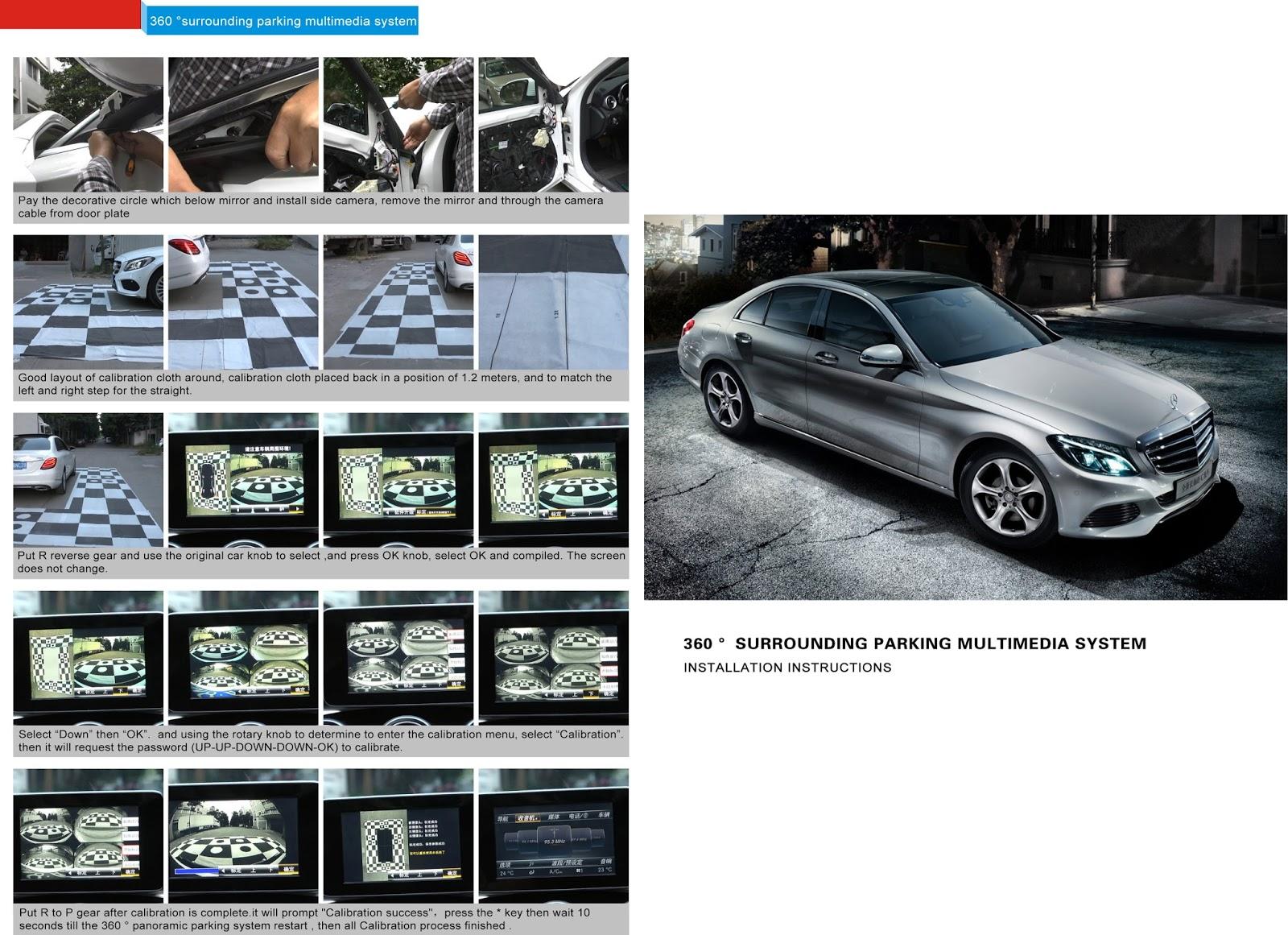 By Photo Congress 360 Degree Car Camera Install