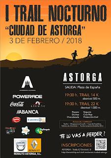Trail Nocturno de Astorga