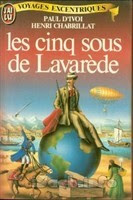 Năm Đồng Xu Của Lavarede - Paul D'Ivoi