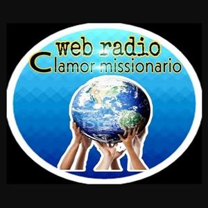 Ouvir agora Web rádio Clamor Missionário - Goiânia / GO