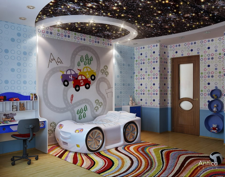 Modern bedroom ceiling designs collection 2 - Small space design blog gallery ...