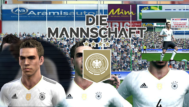 Germany road to Russia 2018 home kit
