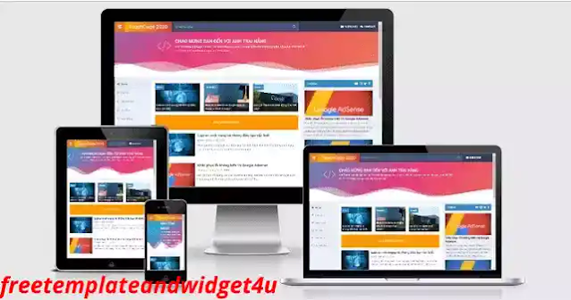 Touchcade Redesigned Responsive Blogger Template Free Premium.