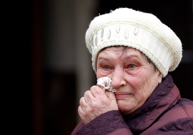 «Всю зиму ела одну гречку и картошку». Пообщался с бабушкой-пенсионеркой из моего села