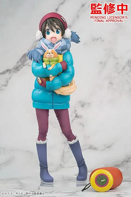 1/7 Scale Figure Ena Saito- Laid-Back Camp