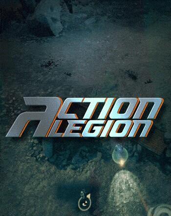 تحميل لعبة القتال Action Legion