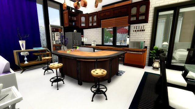 The Sims 4 Mini Starter by eevam