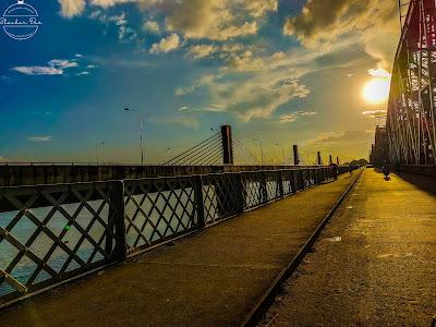 dakshineswar ghat bridge