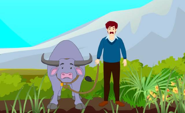 The Intelligent Buffalo | Panchatantra Stories for Kids 2020