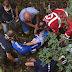 Breaking--Remco Evenepoel Suffers Horror Crash into a Ravine at Il Lombardia Race