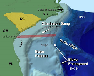 Morfologi Dasar Laut : Tepi Benua, Cekungan Samudera dan Sedimen Laut