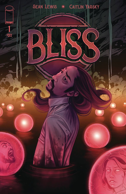 Bliss comic book cover