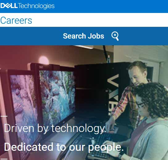 Jobs in Dell Technology as Software Engineer