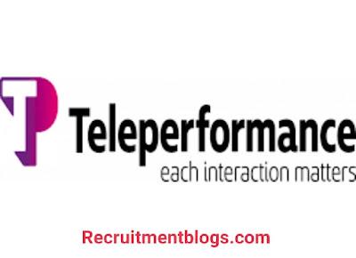 HR recruiters At Teleperformance Egypt