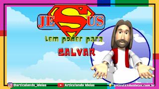Jesus salvou o mundo