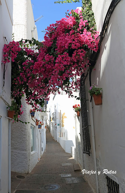 Calles de Mojácar, Almería