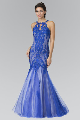 Mermaid  Dress untuk tuan putri