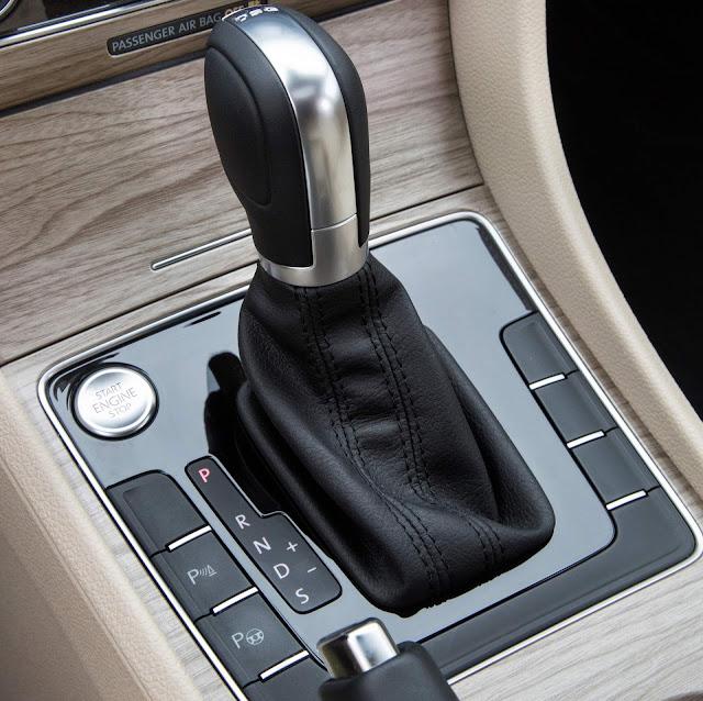 2017 VW Passat V6 3.6L DSG-6