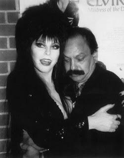 Elvira and Cheech Marin