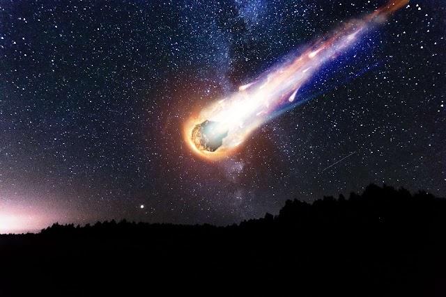 Premières preuves d'une personne tuée par une météorite !