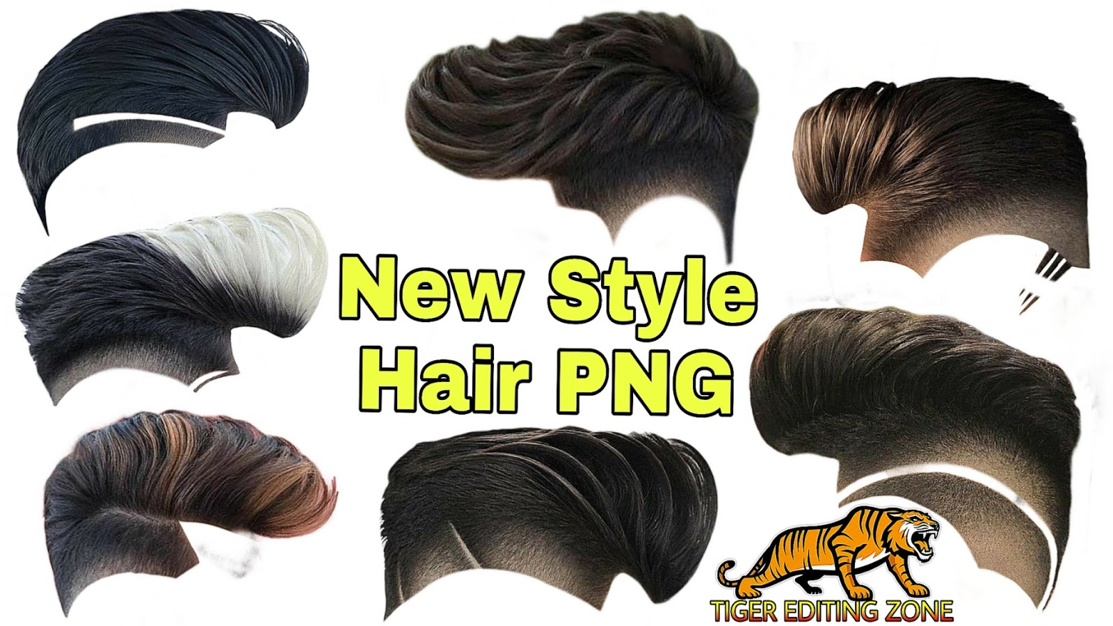 New Hair Style PNG HD | Hair PNG, Hair Png Download, Latest Hair Png 2020