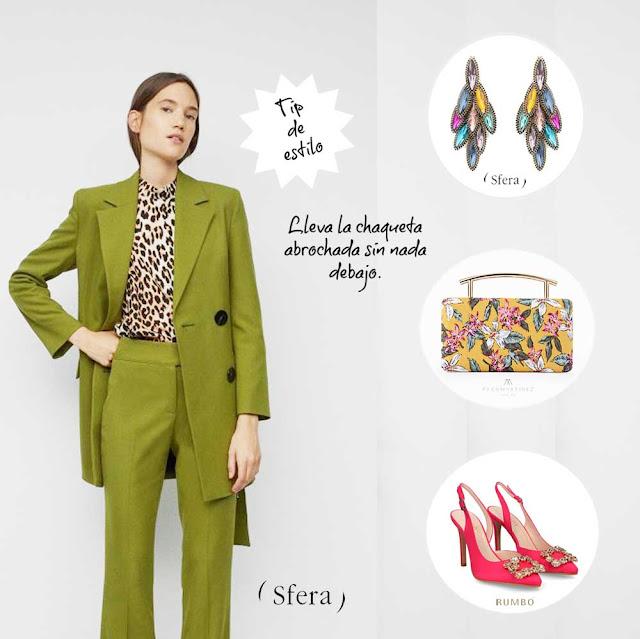 look-invitada-traje-pantalon-verde
