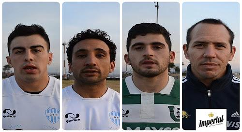 Luis Valdez, Leandro Tobio, Mariano García Ascárate y Martín Núñez  #AnualURS
