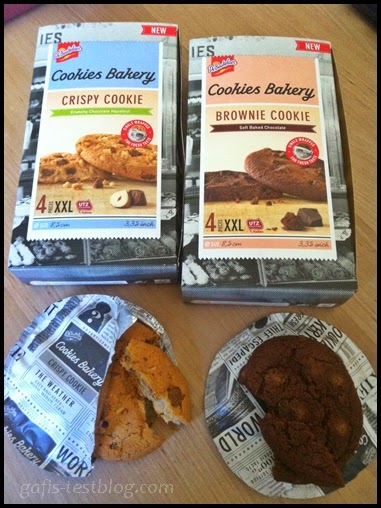 DeBeukelaer - Crispy Cookie und Brownie Cookie