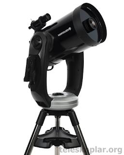 Celestron cpc 1100 gps teleskop incelemesi