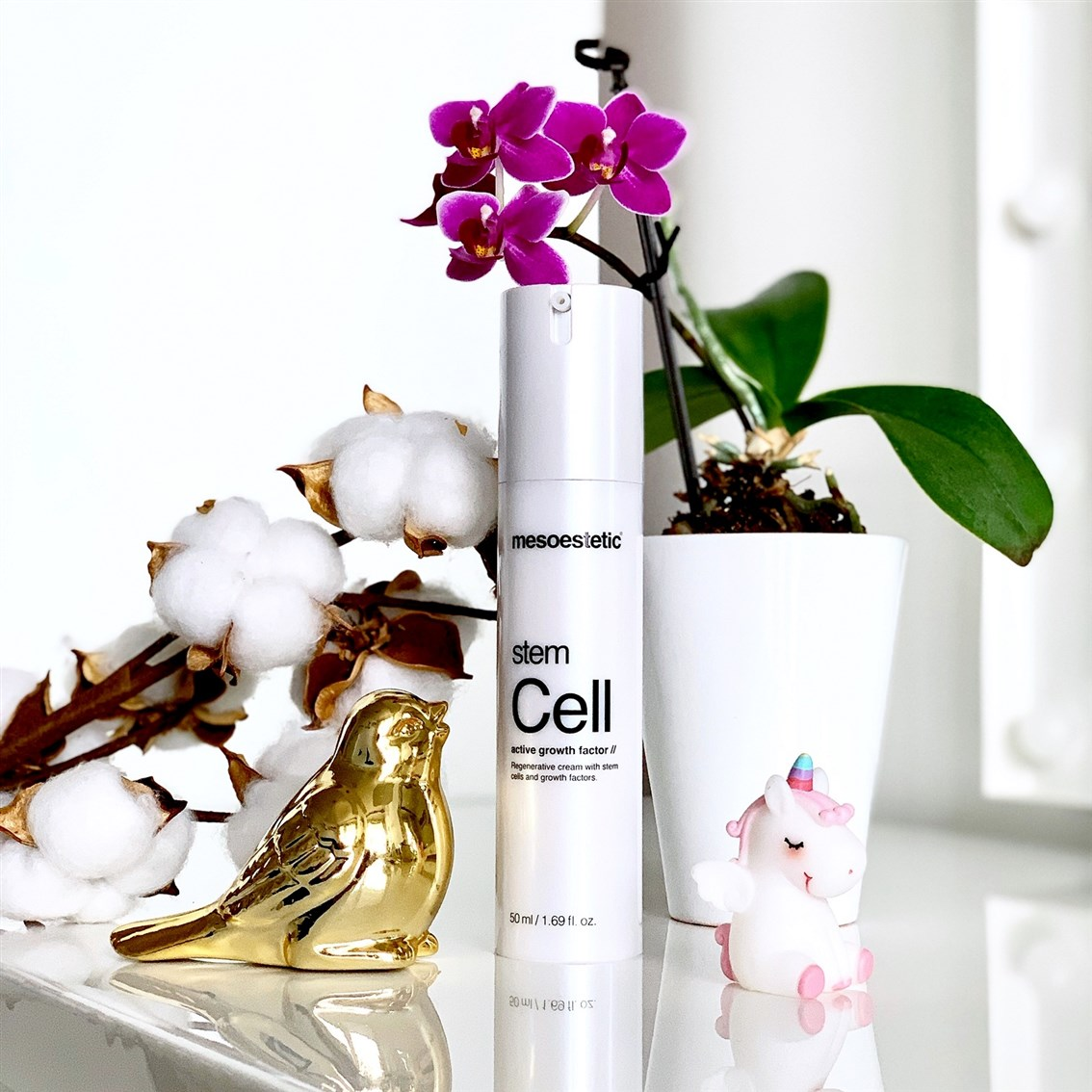 Mesoestetic Stem Cell Cream Topestetic opinie, blog