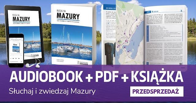 Zestawy przewodników po Polsce - najtaniej w zestawach
