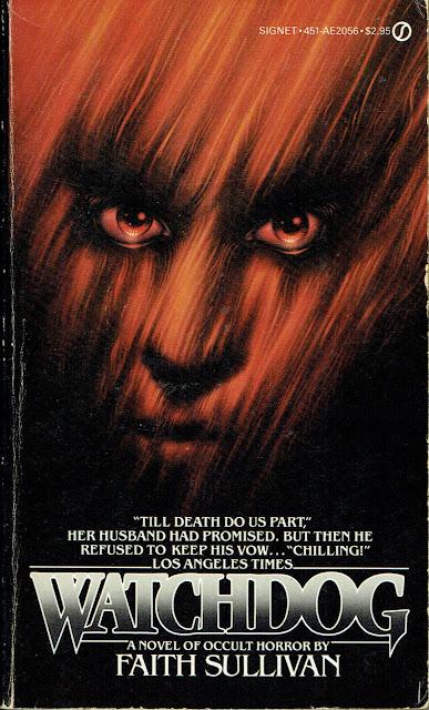 Watchdog Signet Edition - Fath Sullivan Paperback Horror