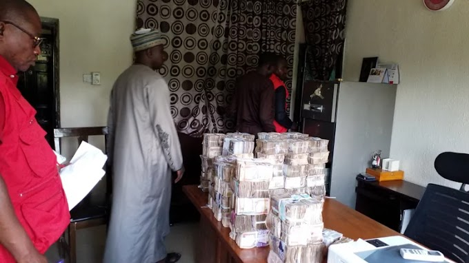 Efcc recovered N65.5 million from INEC office