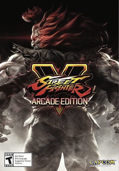 Street Fighter V Free Download Arcade Edition - Torrent and Direct Link - AzonPromo