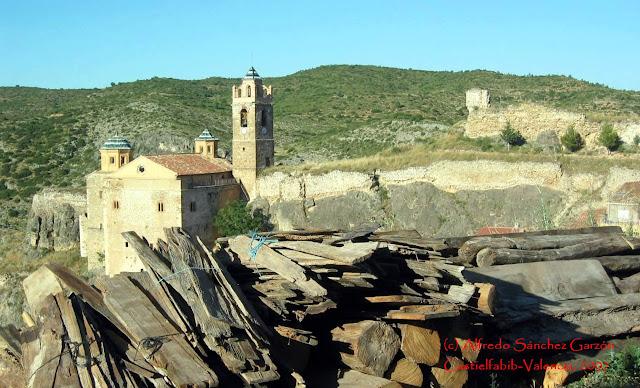iglesia-fortaleza-castillo-castielfabib-valencia