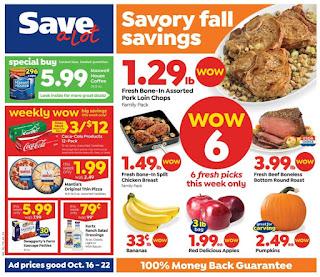 ⭐ Save a Lot Ad 10/16/19 ⭐ Save a Lot Circular October 16 2019