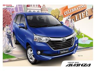 Katalog Grand New Avanza Pajak All Kijang Innova 2016 Harga Terbaru Toyota Pecindilan Maret 2017