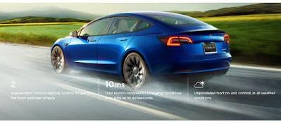 pilihan-mobil listrik murah-indonesia-tesla model 3