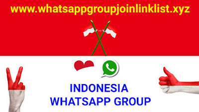 Indonesia Whatsapp Group Join Link List